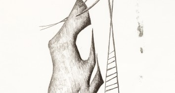 Untitled Sculpture Drawing xi